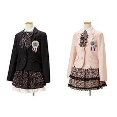 小学生の女の子に人気の卒業式のブランド服が知りたい!