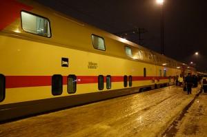 サンタクロースエクスプレスってどんな電車?予約方法、料金なども知りたい!