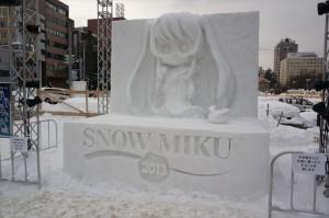 雪ミク2013