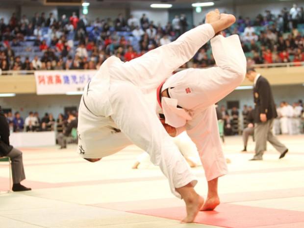 高校柔道全国大会2015