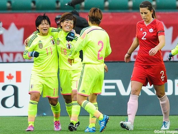 女子サッカー ワールドカップ 2015
