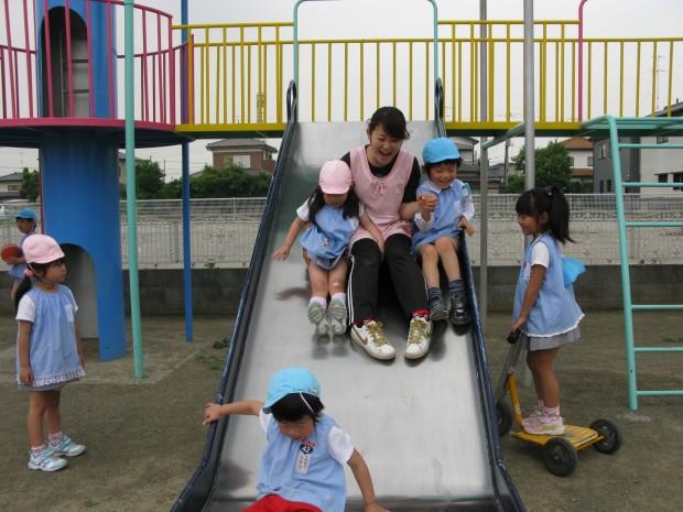 幼稚園 夏休み 預かり