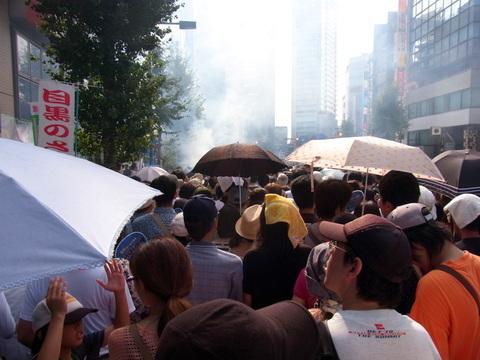 さんま祭り 2015 目黒さんま祭り